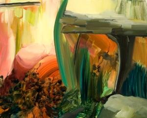 The garden, by Kristine Moran